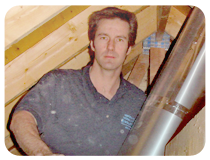 View John Hewitt , with over 22 years of Solatubes installation experience