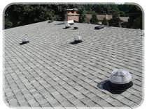 View Solatubes low pitch roof installation, innisfil, Ontario