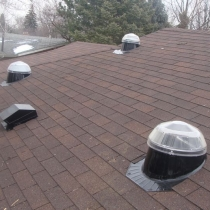 View Solatube  flashing & domes, Toronto